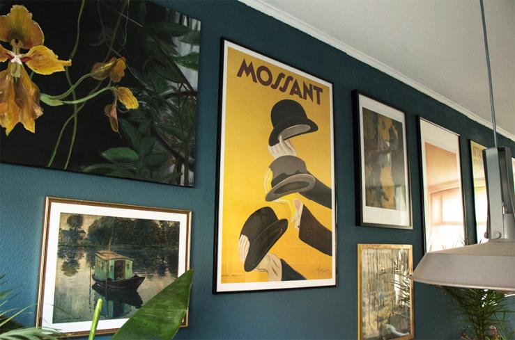 Foto Kunst Voor Aan De Muur.Muur Inspiratie Tips Voor Betaalbare Kunst Interior Junkie