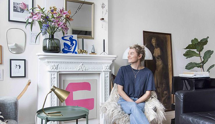 Studentenkamer inspiratie van Eva uit Rotterdam