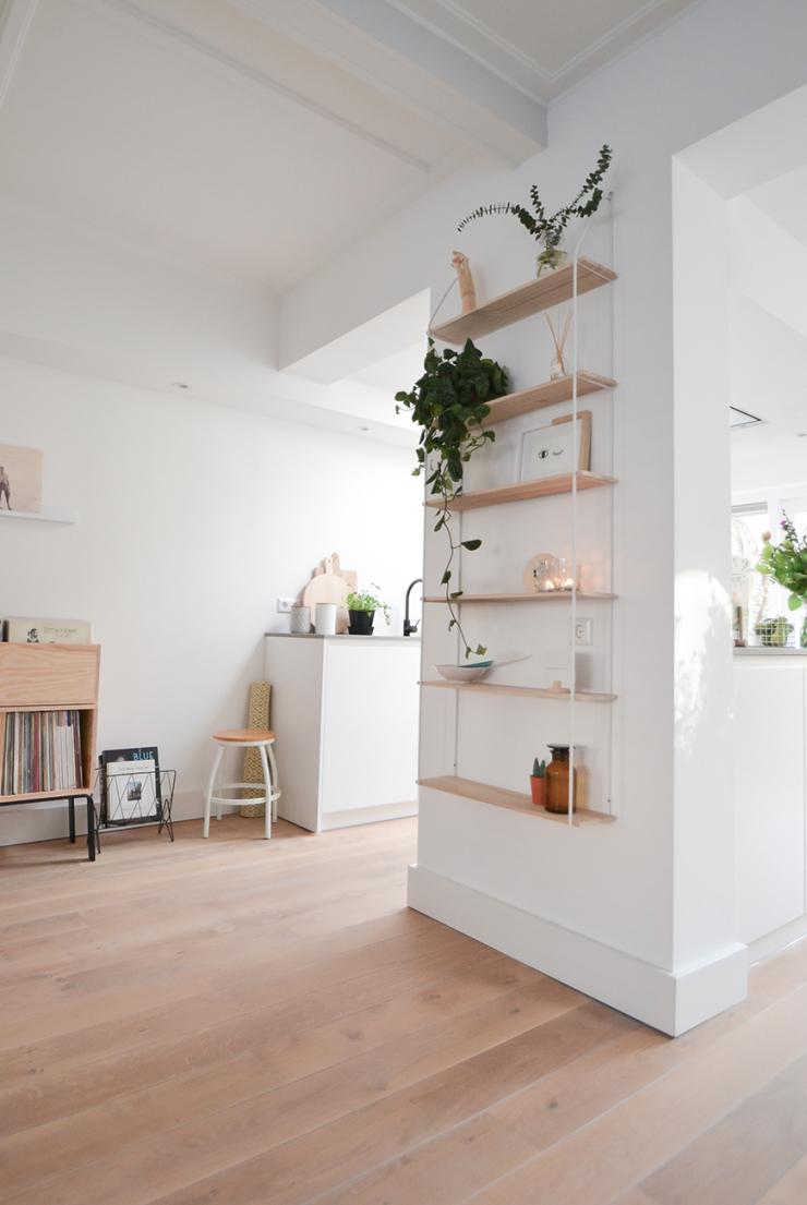 Smalle Keuken Ideeen.Een Lange Smalle Woonkamer Doorbreek De Ruimte
