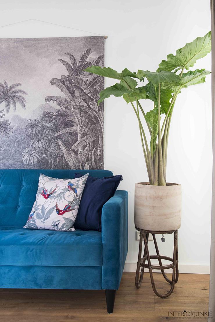 Wooninspiratie opdoen in een huis vol luxe