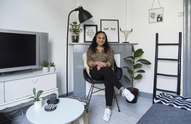 Studentenkamer inspiratie van Janice uit Arnhem