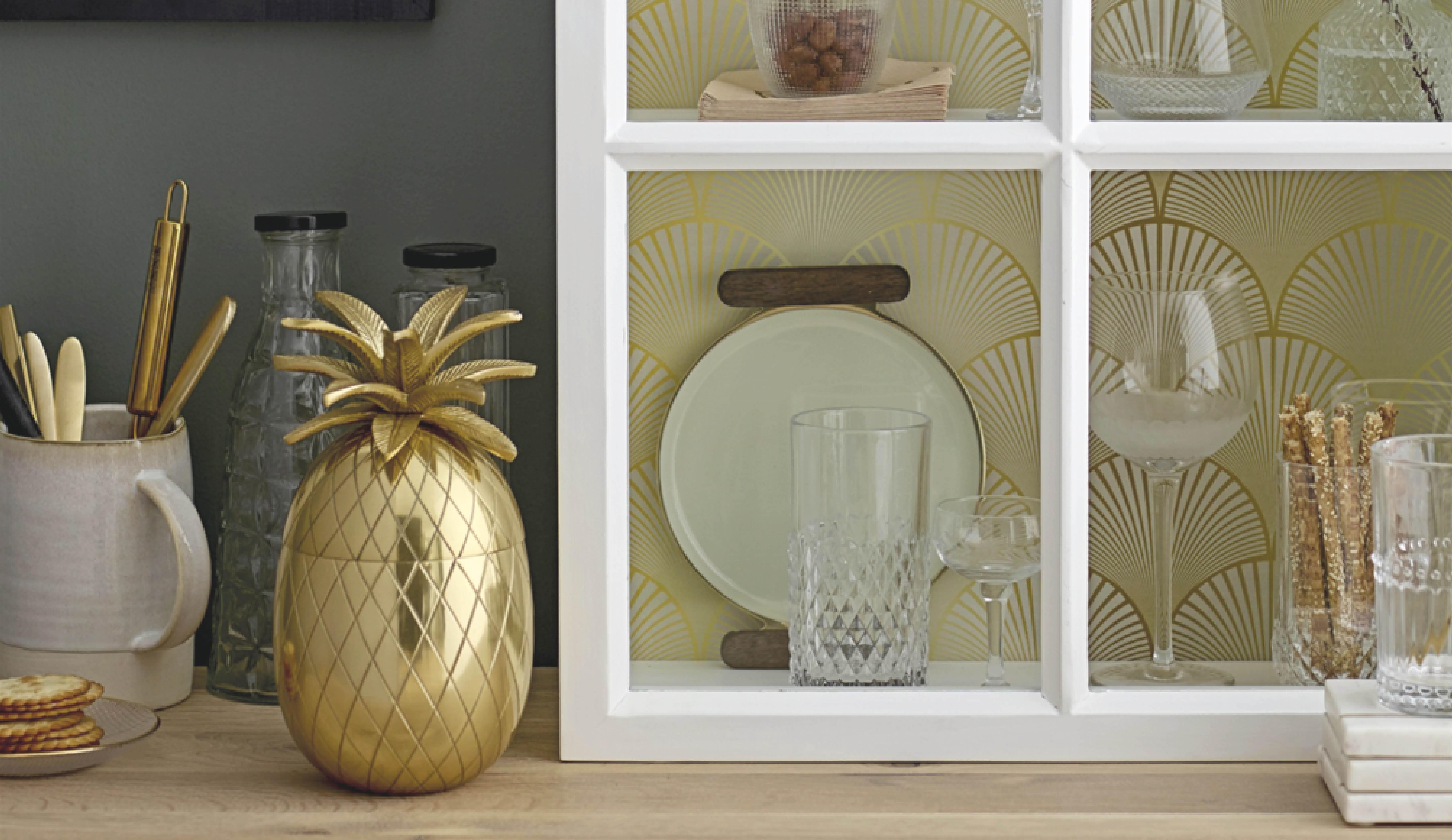 Gouden Accessoires Slaapkamer : Dit zijn de tofste zilveren en gouden accessoires interior junkie