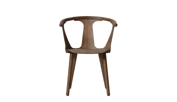 Voor de minimalisten onder ons: deze eetkamerstoel