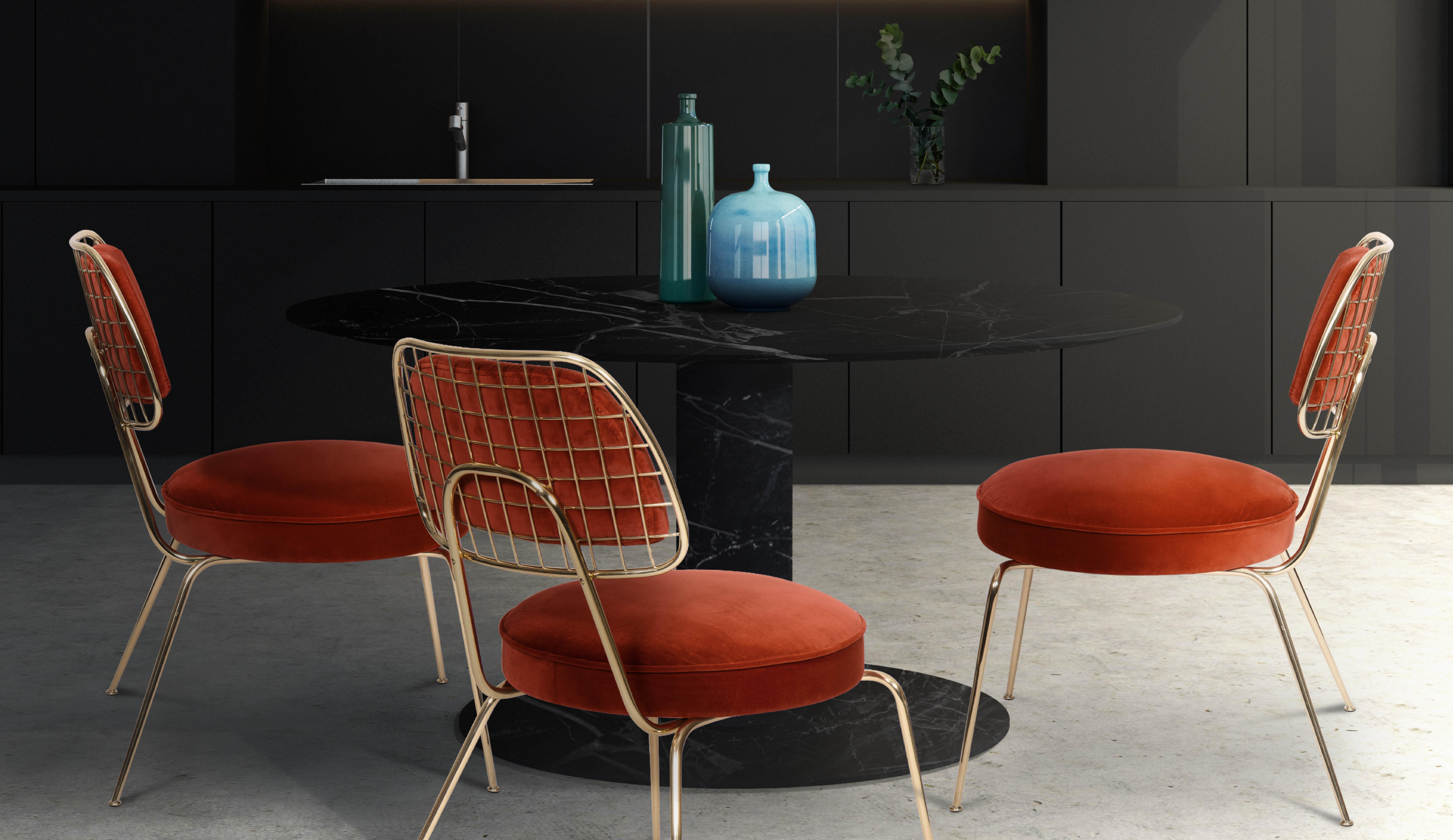 Weekend inspiratie oranje stylen als een pro interior junkie