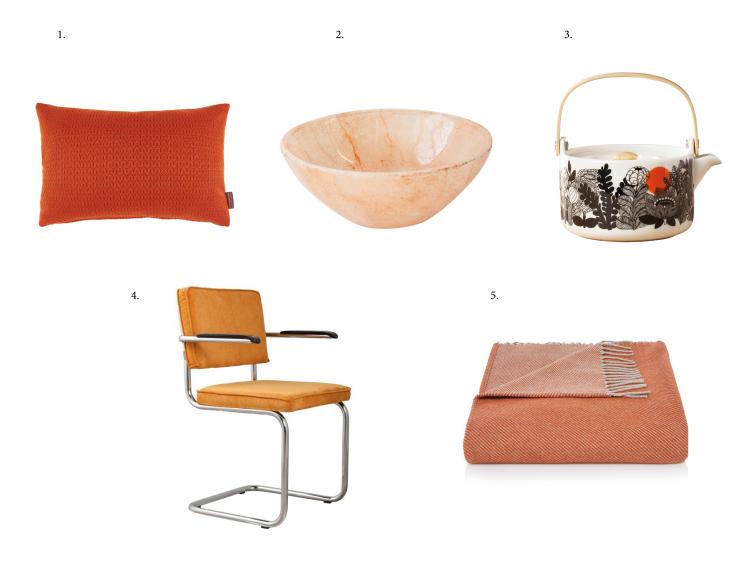 Speciaal voor Koningsdag: oranje voor in huis - INTERIOR JUNKIE