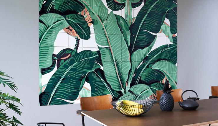 Haal de tropen in huis met deze exotische poster