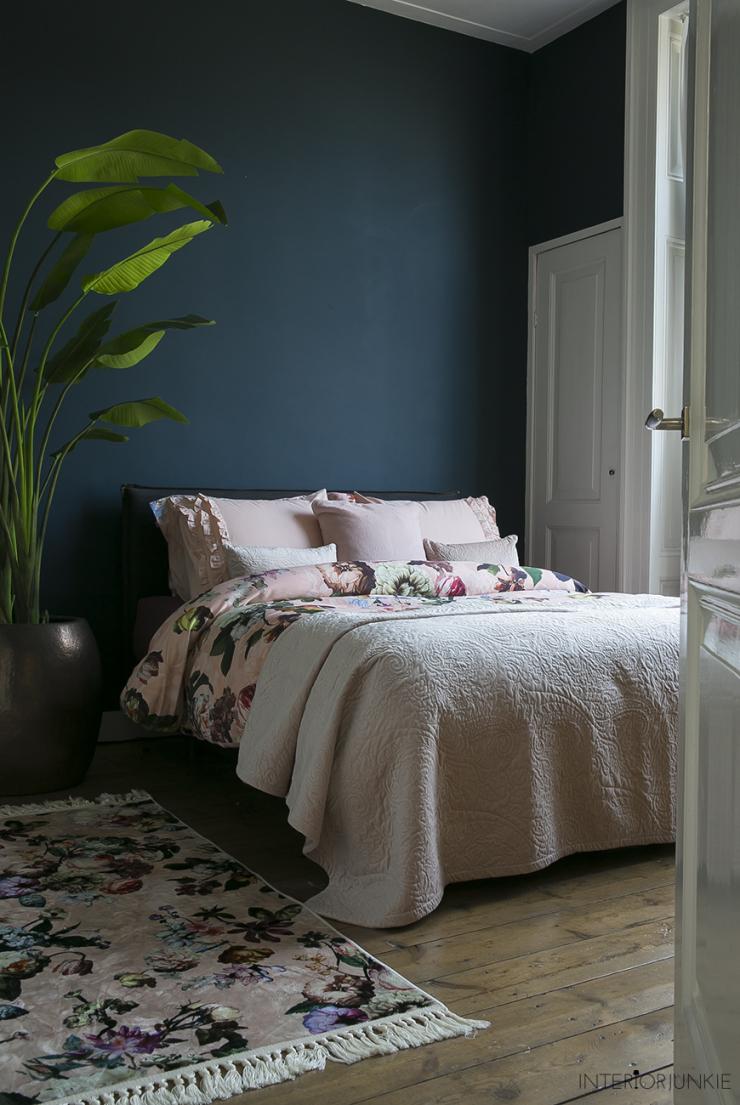 Mijn slaapkamer lenteproof stylen met een zoet dekbedovertrek ...