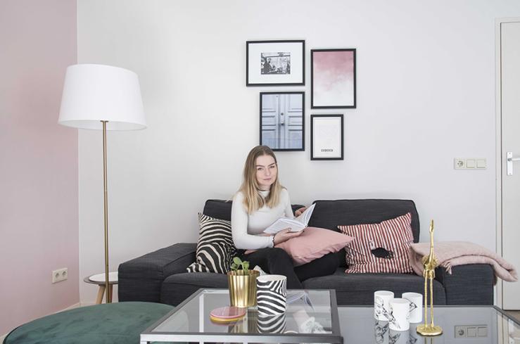 Studentenkamer inspiratie van Charlot uit Eindhoven