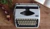 Een eyecatcher voor in huis: deze oude typemachine