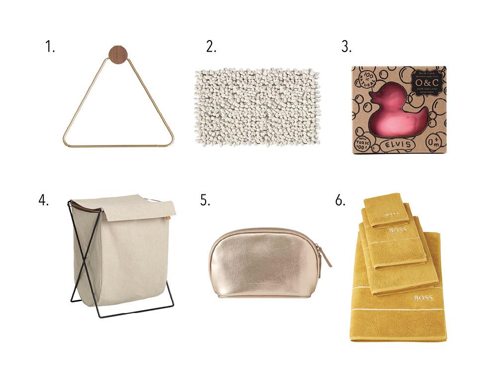 De mooiste accessoires voor in je badkamer - INTERIOR JUNKIE