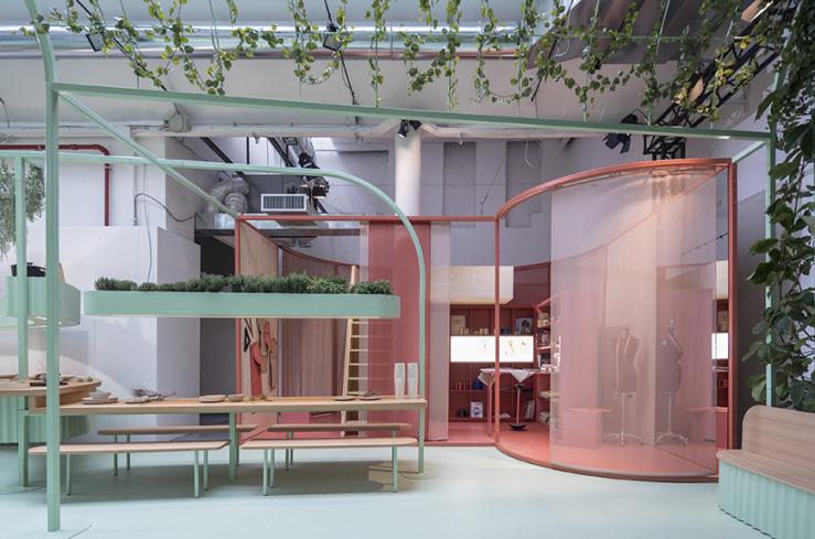 Van Allen Apartments >> Compact wonen in de stad: zo doen wij dat in de toekomst - INTERIOR JUNKIE