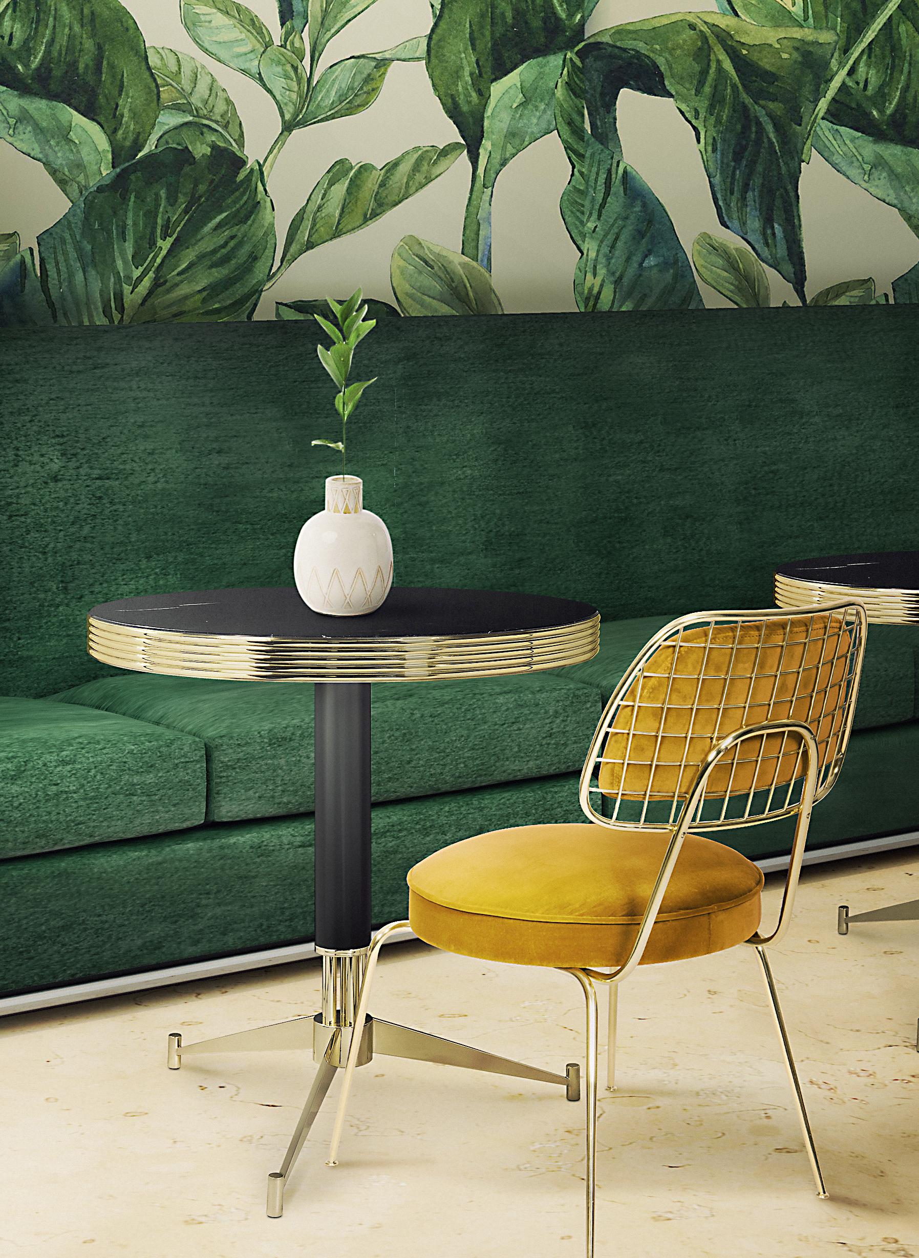 Zo style je de kleur groen in je interieur - INTERIOR JUNKIE