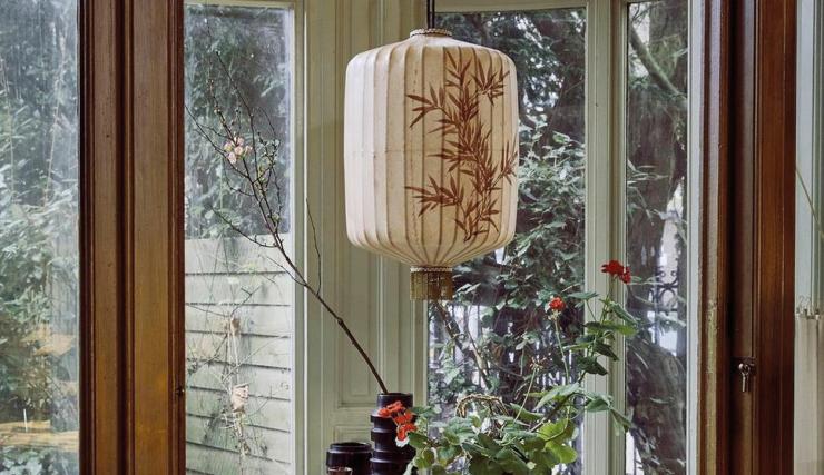 Deze hanglamp komt met een bijzonder verhaal