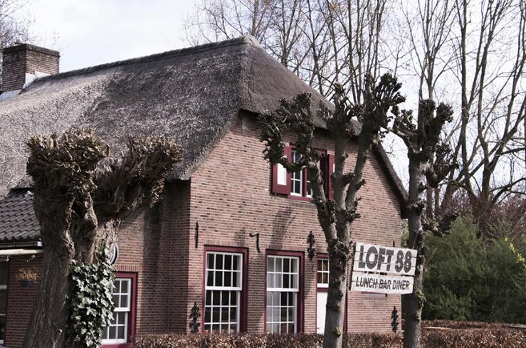 Luieren en uit eten in Utrecht @ LOFT 88