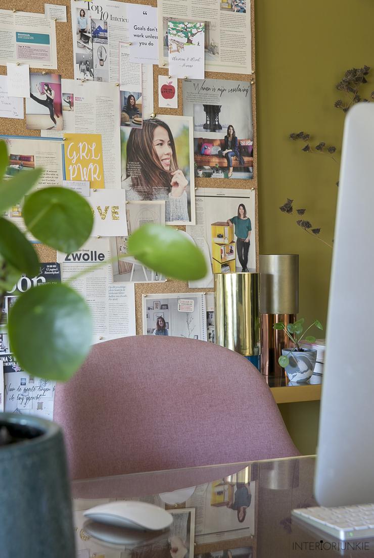Mijn werkplek inspiratie: dit zijn mijn must-haves