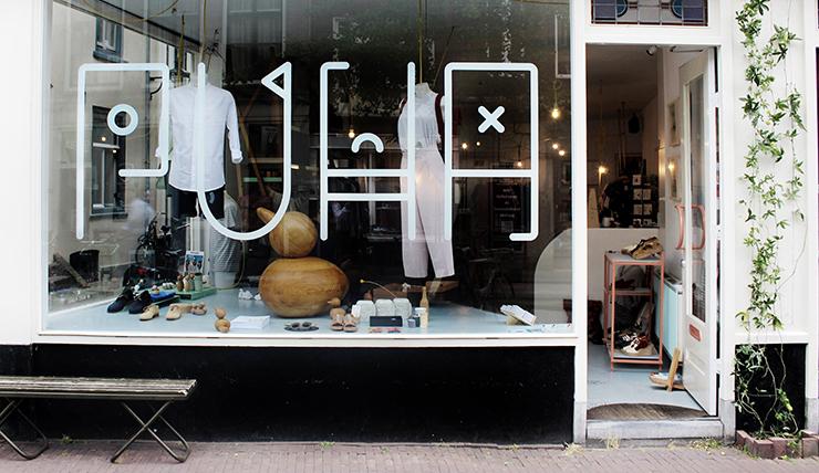 Winkelen in Utrecht @ PUHA