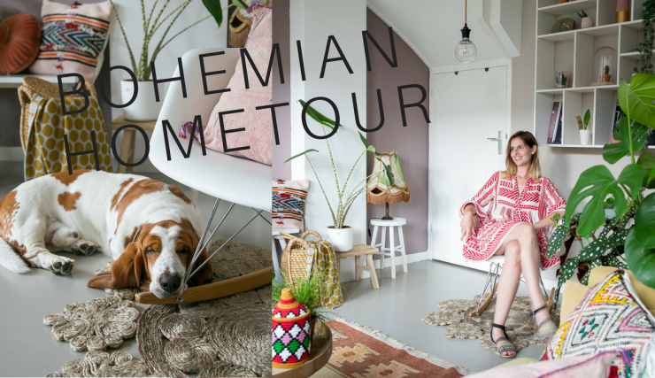 Video: hometour in een boho chic huis