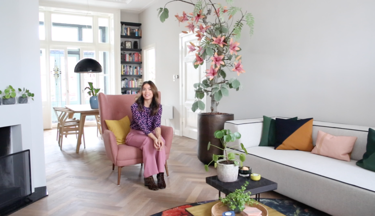 HOMETOUR in mijn Haarlemse droomhuis