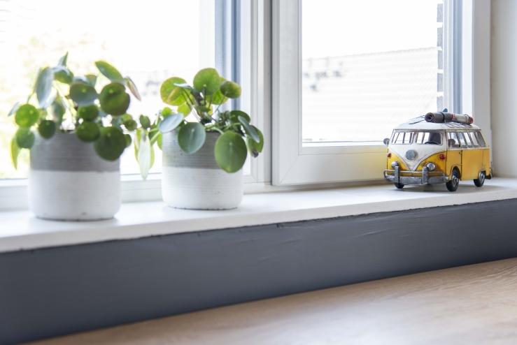Modern en clean wonen - Volkswagen busje