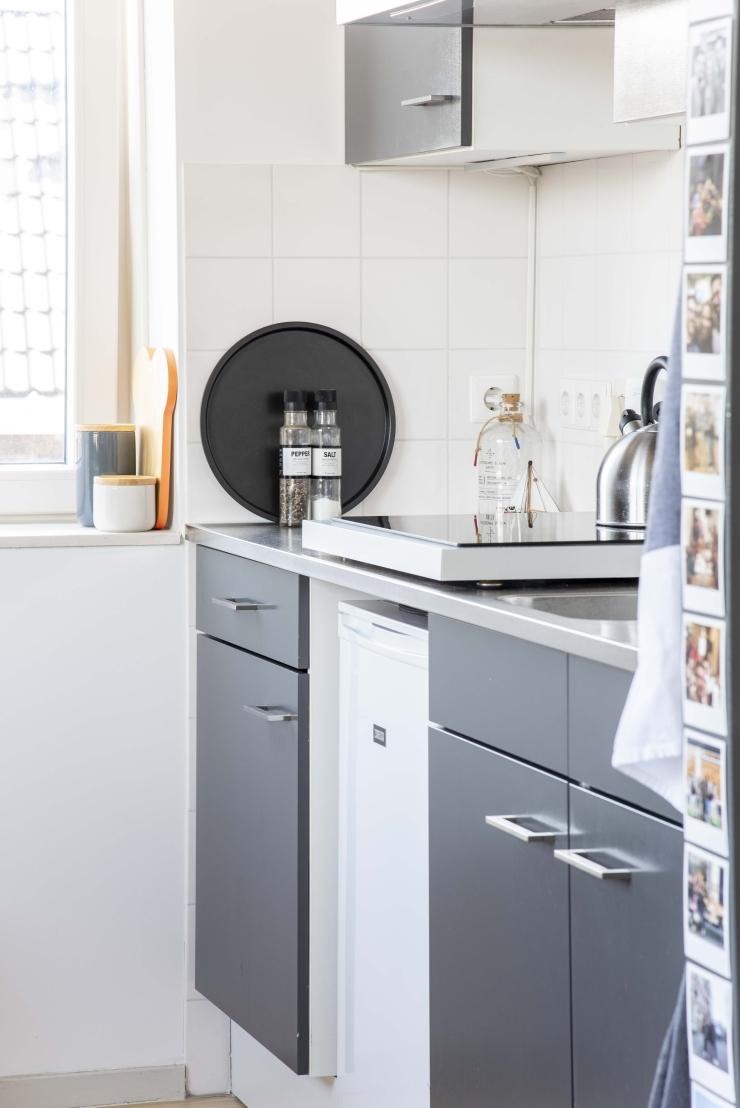 Modern en clean wonen - keuken