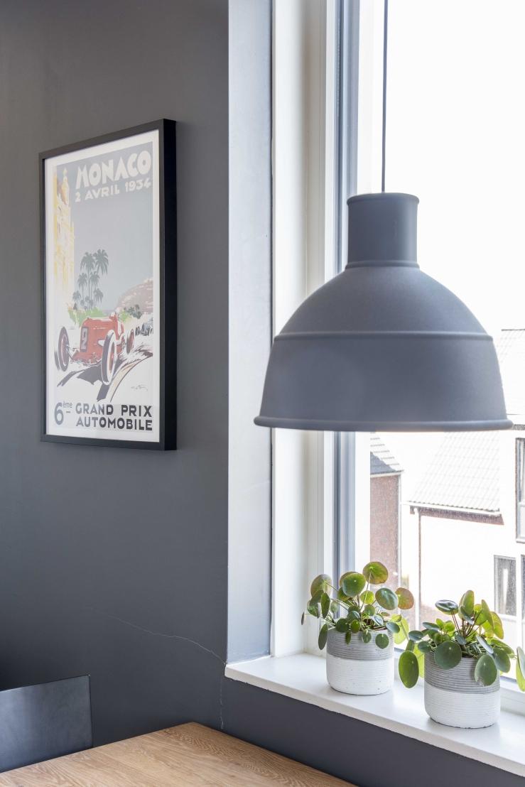Modern en clean wonen - eettafel lamp