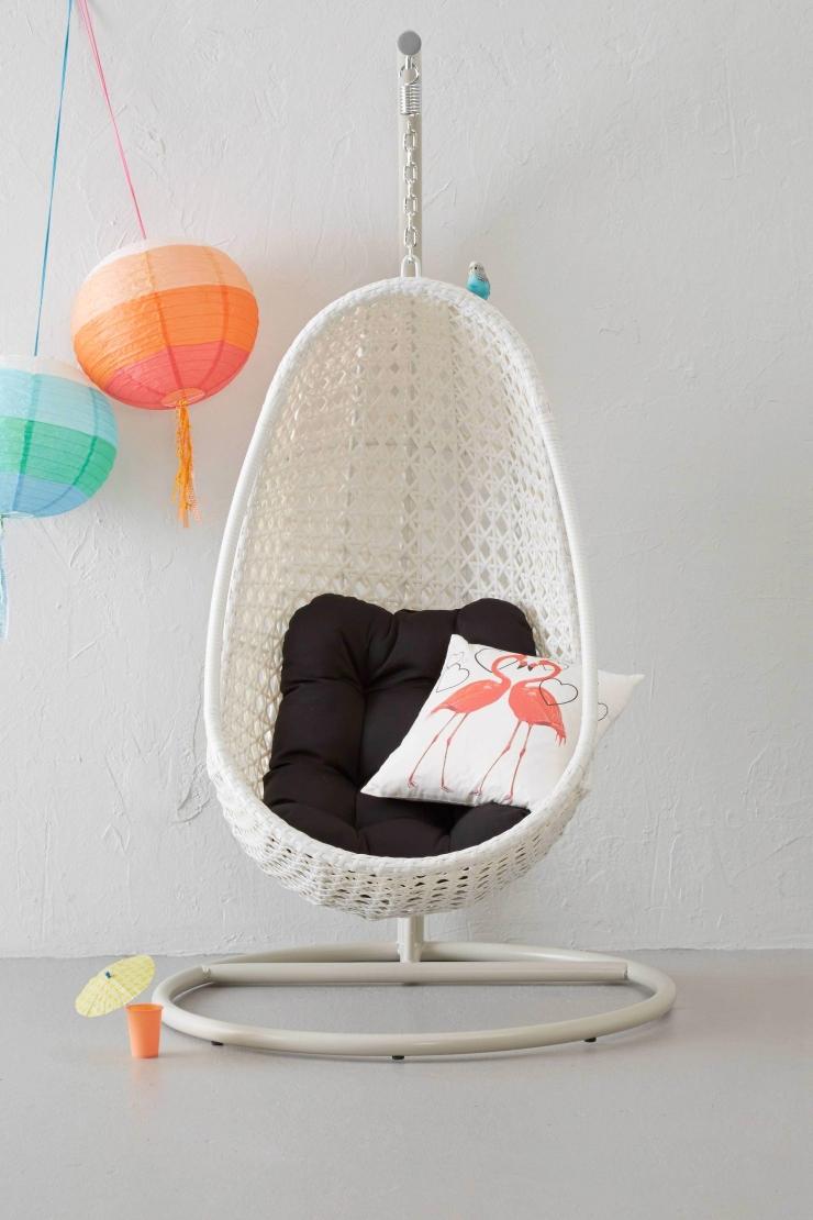 Hangstoel met ophangsysteem