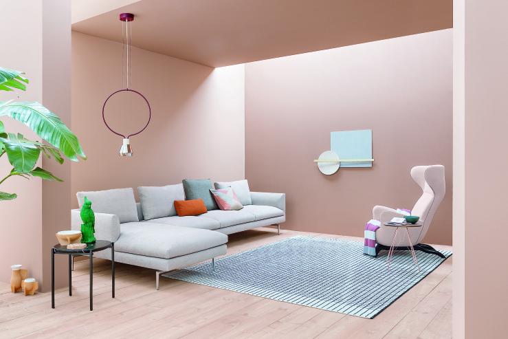 Roze Accessoires Woonkamer : Vier roze maandag met roze interieurs