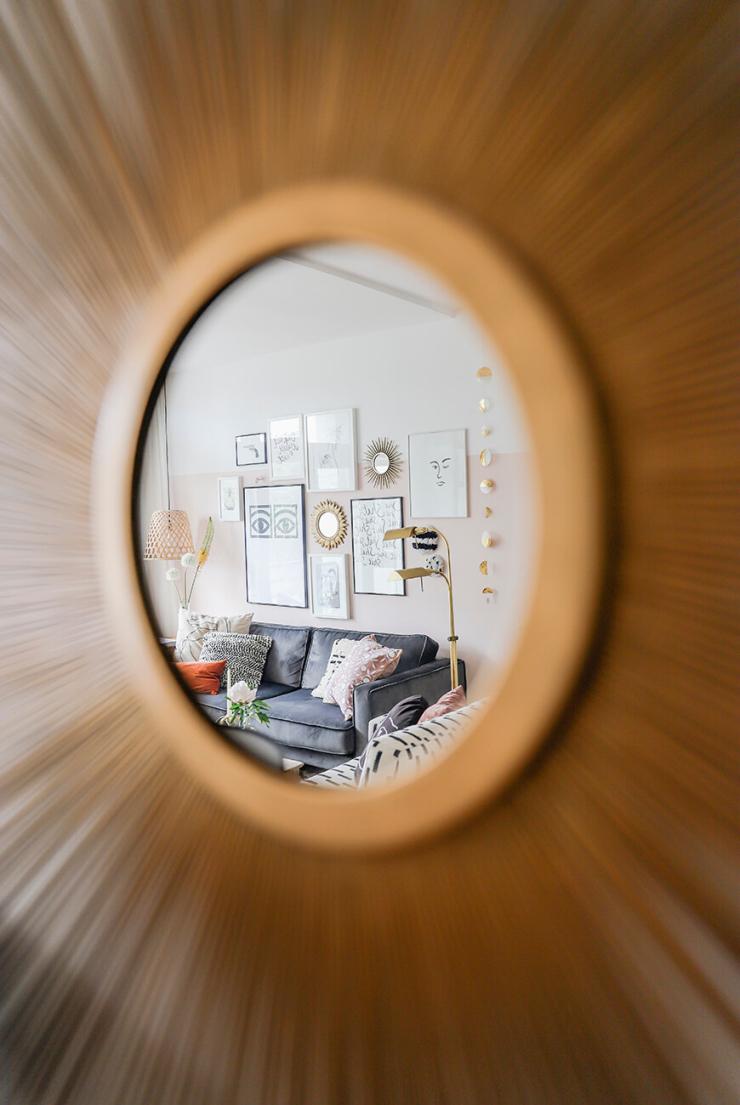 Binnenkijken in het girly interieur van Nina
