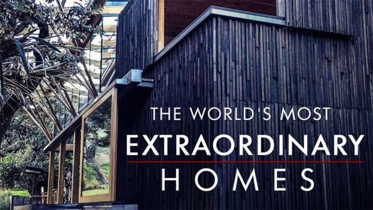 Extraordinary homes - Netflix interieurseries