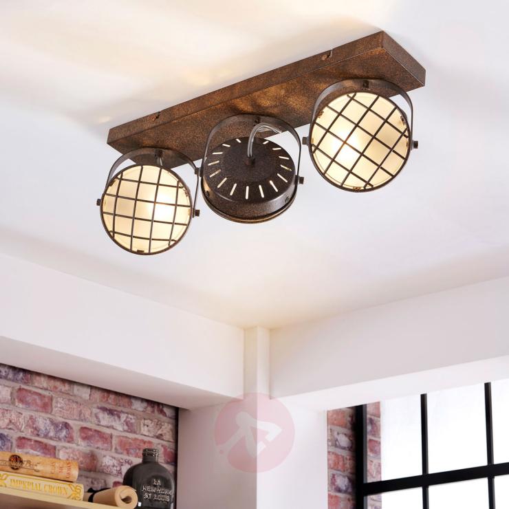 Industriële lampen - plafond lampen24