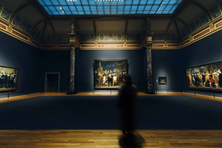 Hotspot: Rijksmuseum Escape Game