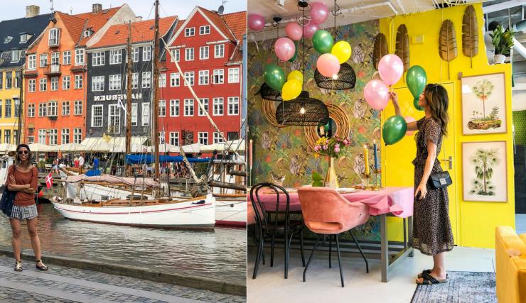Kopenhagen tourtje + nieuwe winkel ontdekt