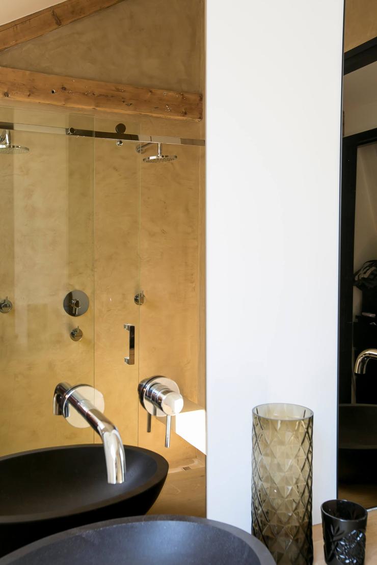 Kies eens voor in de badkamer gerookt glas