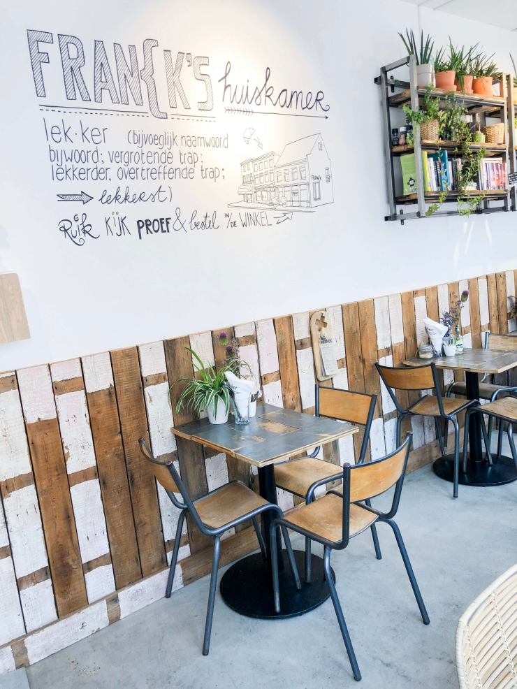 Lekker lunchen in Zwolle bij Franck