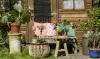 Ultiem relaxen doe je op een tuinbank