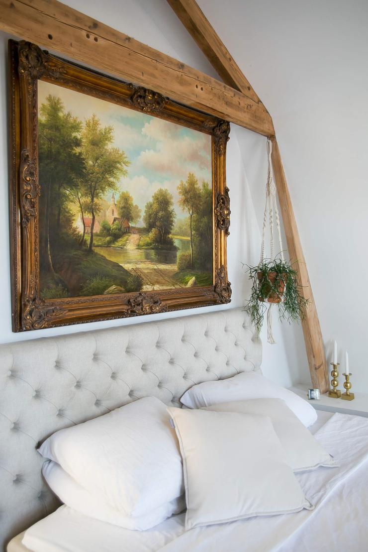 Voor boven je bed: een tweedehands schilderij