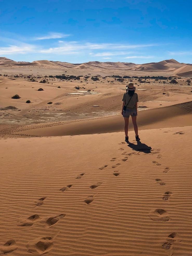 Alles over mijn droom vakantie naar Namibie