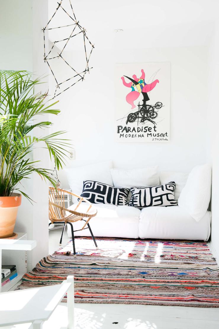Woonkamer inspiratie: creeer je eigen relaxhoekje