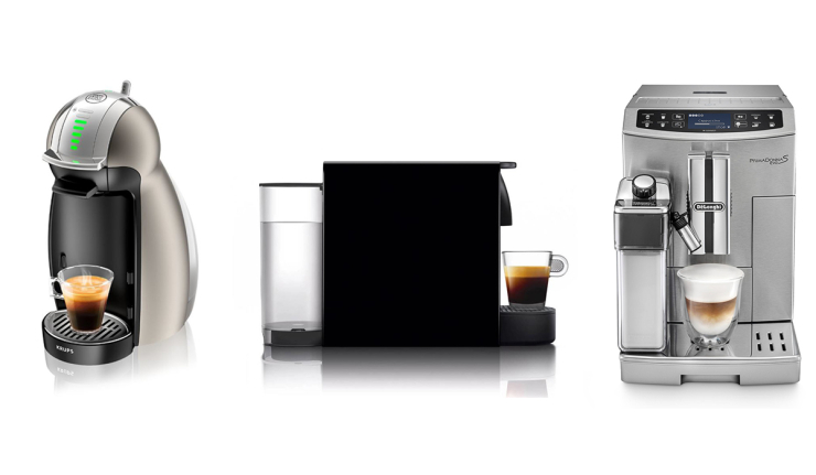 All you need is coffee - koffiemachines
