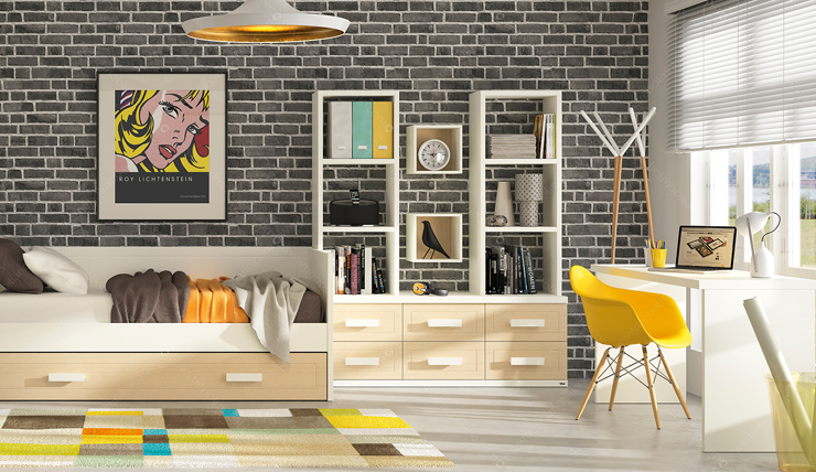 Back to school interieur
