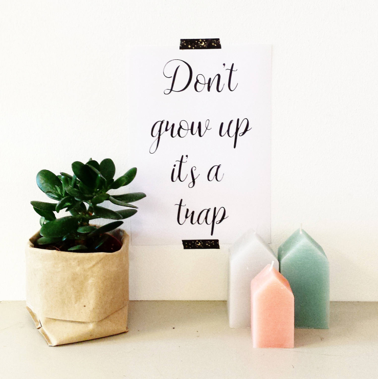 Inspirerende quotes - Etsy