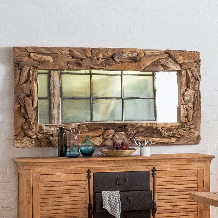 Spiegeltje aan de wand - Home24