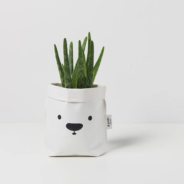 Style je badkamer - plantenbak