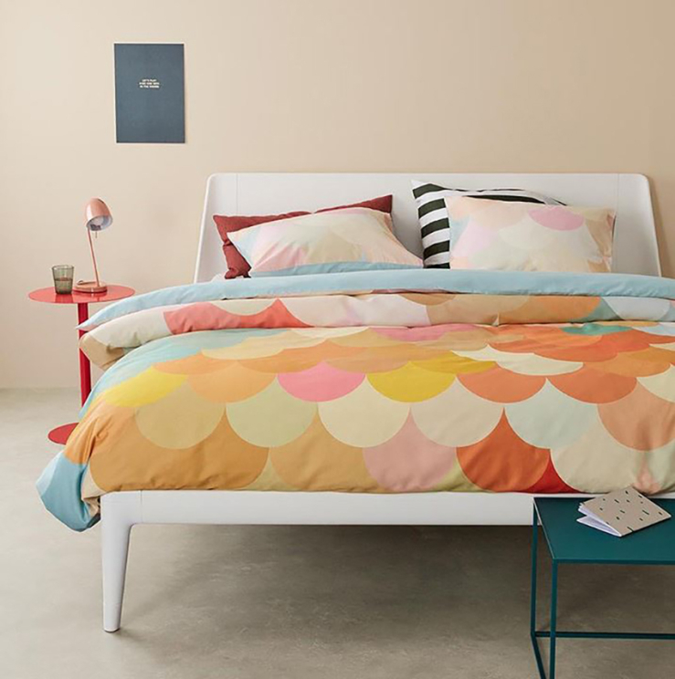 Zomers bed - Fundesign