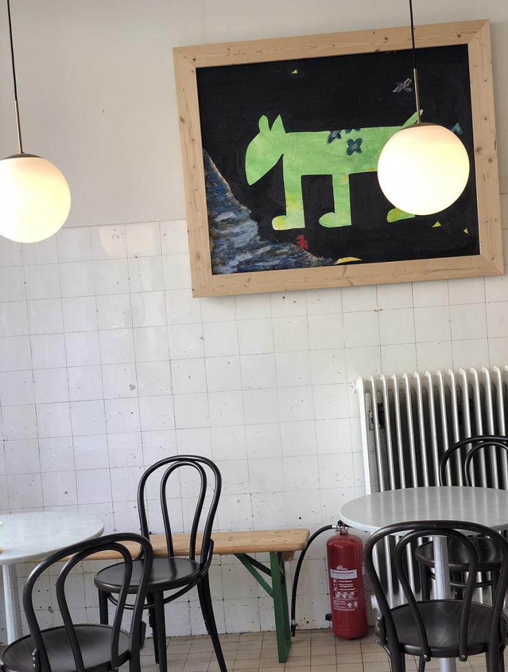 Lunchen in Malmo bij BROD