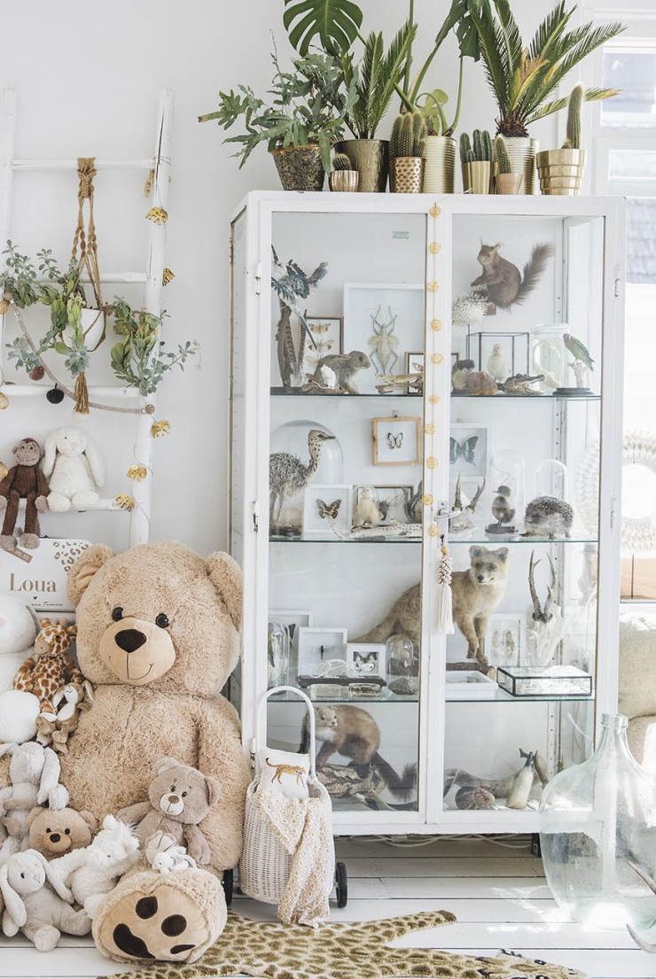 Je eigen mini museum in huis creeren