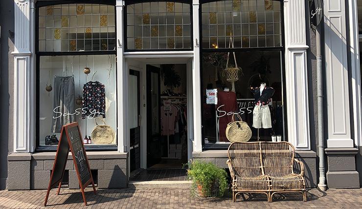 Leuke winkel ontdekt: Sassy in Zwolle
