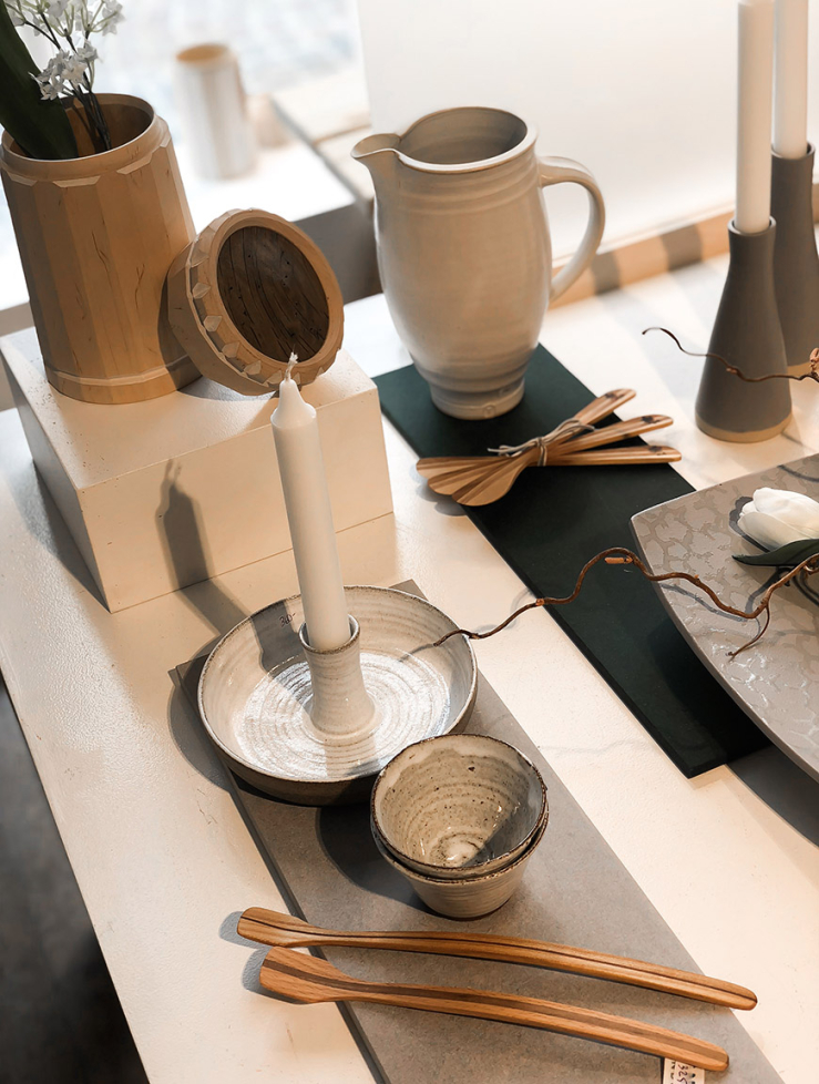 Design shoppen in Malmo bij Olsson & Gerthel