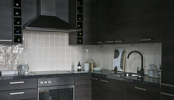Tegels Keuken Spaanse : Pronken met spaanse tegels in de keuken interior junkie