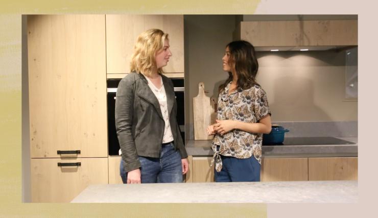 Op zoek naar Laura's perfecte keuken